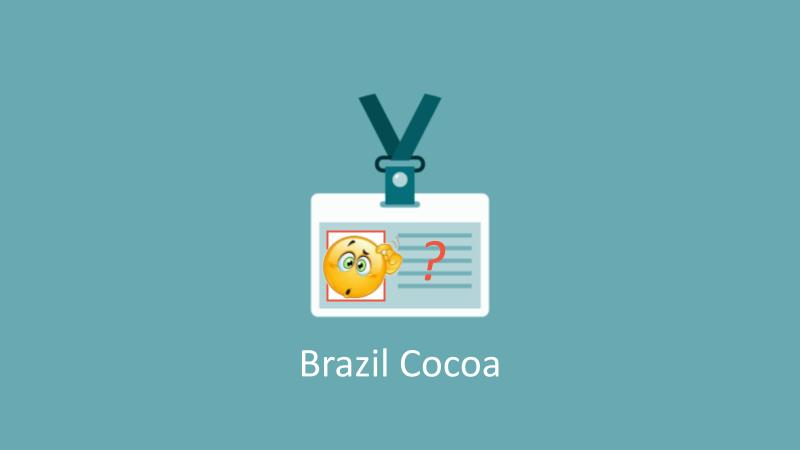 Master Mechas ¿Funciona? ¿Vale la pena? ¿Es bueno? ¿Tienes testimonios? ¿Es confiable? Entrenamiento del Brazil Cocoa Fraude? - by Como Revender